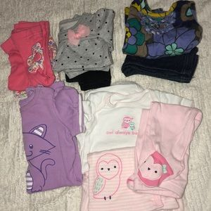 Other - 5 outfit set 0-3 months